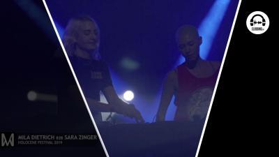 Mila Dietrich b2b Sara Zinger - Holocene Festival 2019