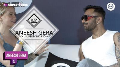 Rendez-vous with Aneesh Gera @ VH1 Supersonic India