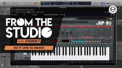 From The Studio - Do it Like DJ Snake