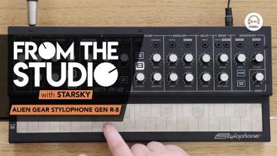 From The Studio - Alien Gear Stylophone GEN R-8
