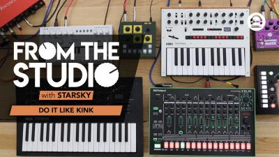 From The Studio - Do it Like KINK