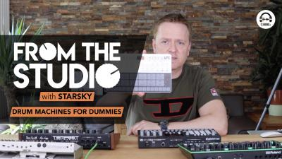 From The Studio - Drum Machines for Dummies