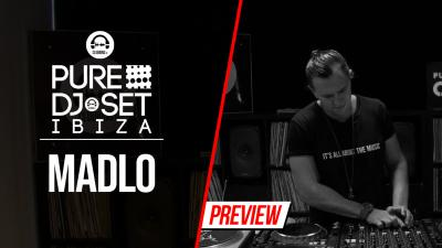 Pure DJ Set Ibiza with MadLo