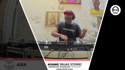United We Stream #29 Asang - Narrow Marrow (Ruas Store)