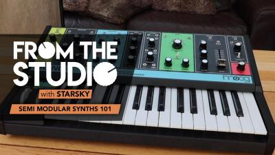 From The Studio - Semi Modular Synths 101