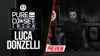 Pure DJ Set Ibiza with Luca Donzelli 3
