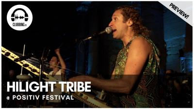 Clubbing Experience with Hilight Tribe @ Positiv Festival