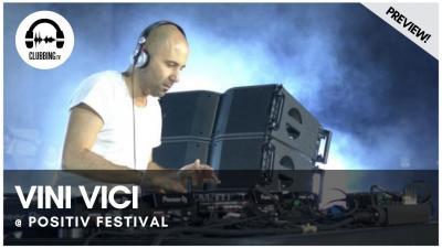 Clubbing Experience with Vini Vici @ Positiv Festival