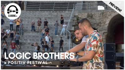 Clubbing Experience with Logic Brothers @ Positiv Festival
