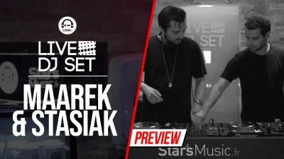 Live DJ Set with Maarek & Stasiak 3