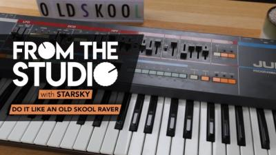 From The Studio - Do it Like an Old Skool Raver