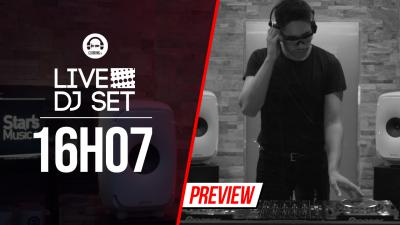 Live Dj Set with with 16h07