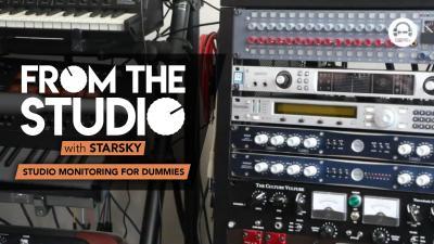 From The Studio - Studio monitoring for dummies