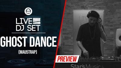 Live DJ Set with Ghost Dance (Mau5trap)