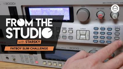 From The Studio - Fatboy Slim Challenge