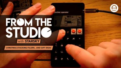 From The Studio - Top10 Gift Ideas for Home Studio addicts