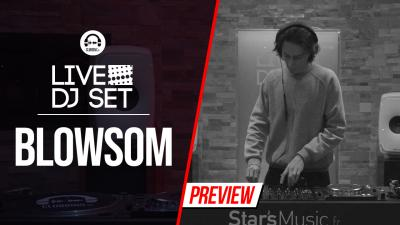 Live DJ Set with Blowsom