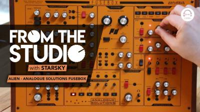 From The Studio - Analogue Solutions Fusebox