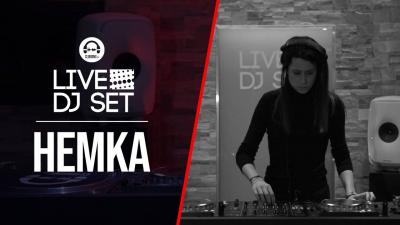Live DJ Set with Hemka
