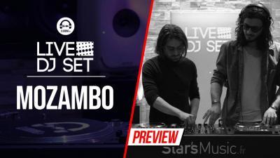 Live Dj Set with Mozambo 2