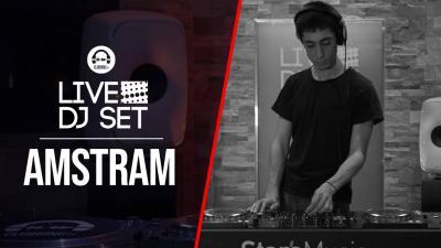 Live DJ Set with AmStram