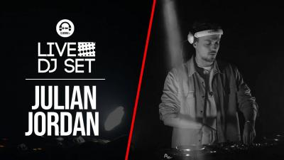 Live DJ Set with Julian Jordan