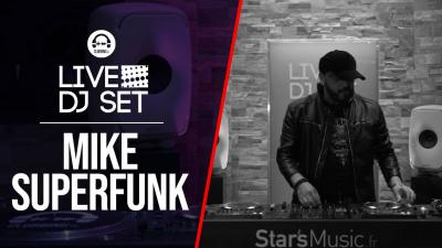 Live DJ Set with Mike Superfunk