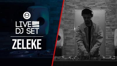 Live DJ Set with Zeleke
