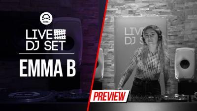Live DJ Set with Emma B