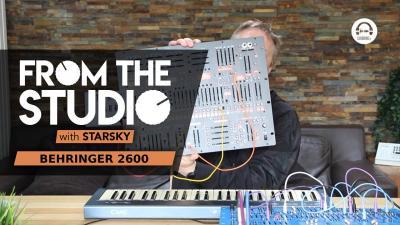From The Studio - Behringer 2600