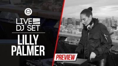 Live DJ Set with Lilly Palmer