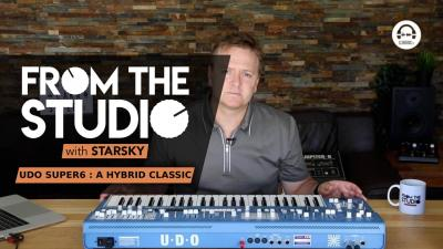 From The Studio - UDO Super6 : a hybrid classic