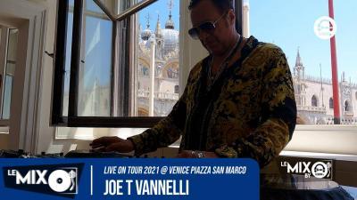 Joe T Vannelli - Live On Tour 2021 @ Venice Piazza San Marco