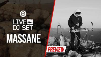 Live DJ Set with Massane