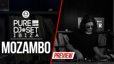 Pure DJ Set Ibiza with Mozambo