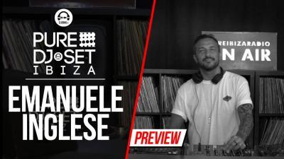 Pure DJ Set Ibiza with Emanuele Inglese