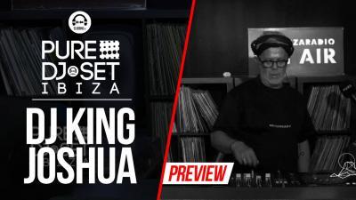 Pure DJ Set with DJ King Joshua