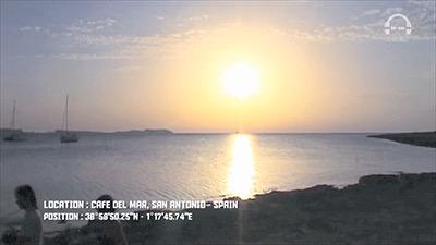 Sunset Session @ Ibiza Cafe del Mar