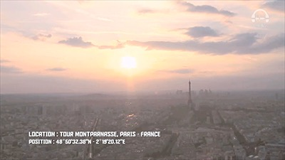 Sunset Session @ Paris Montparnasse