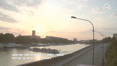 PARIS - Pont d'Austerlitz