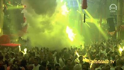 Opening Party La Troya @ Amnesia Ibiza 2011