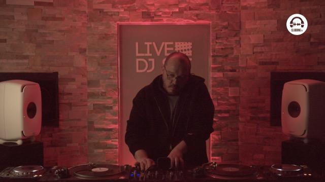 Live DJ Set with Didier Allyne - Rex Club 30 residency