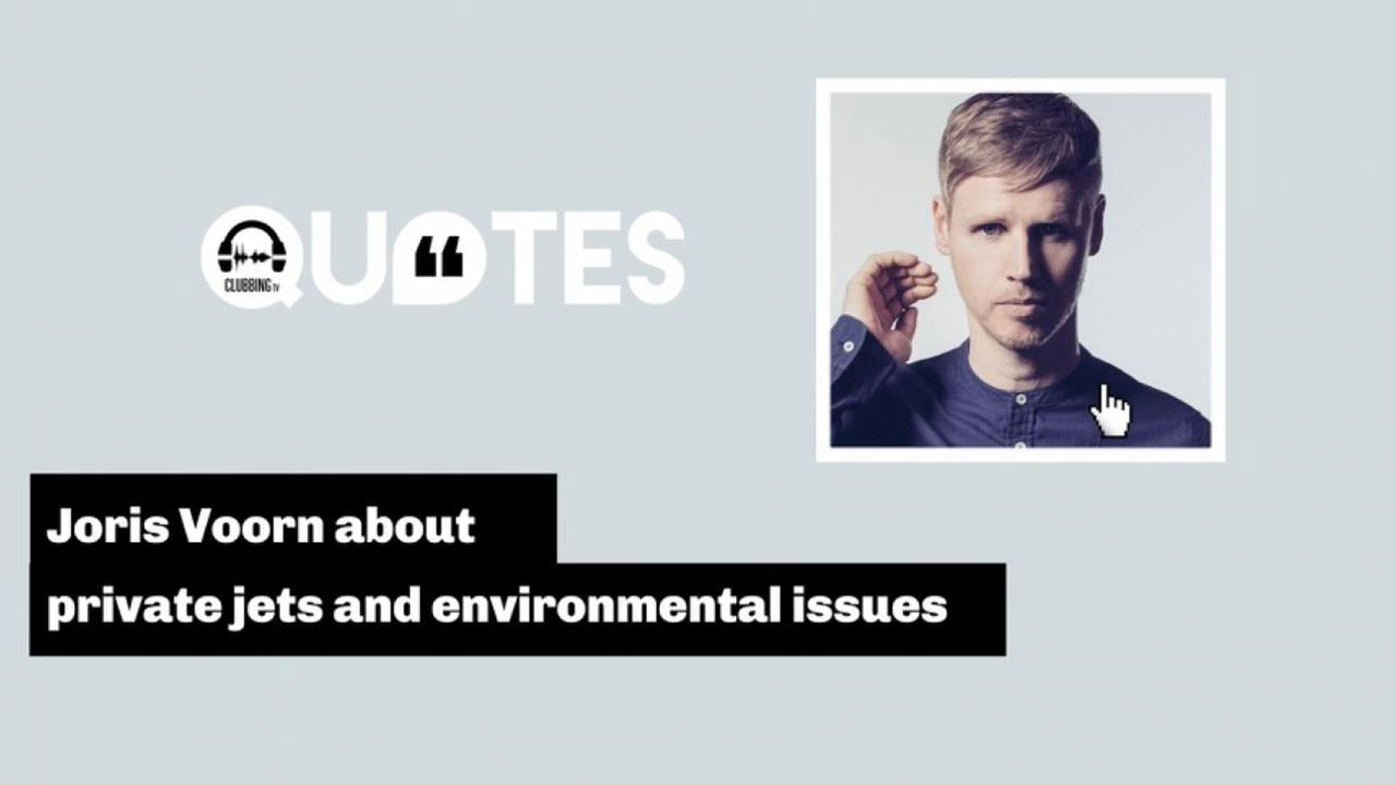 DJ Quotes 1 with Joris Voorn