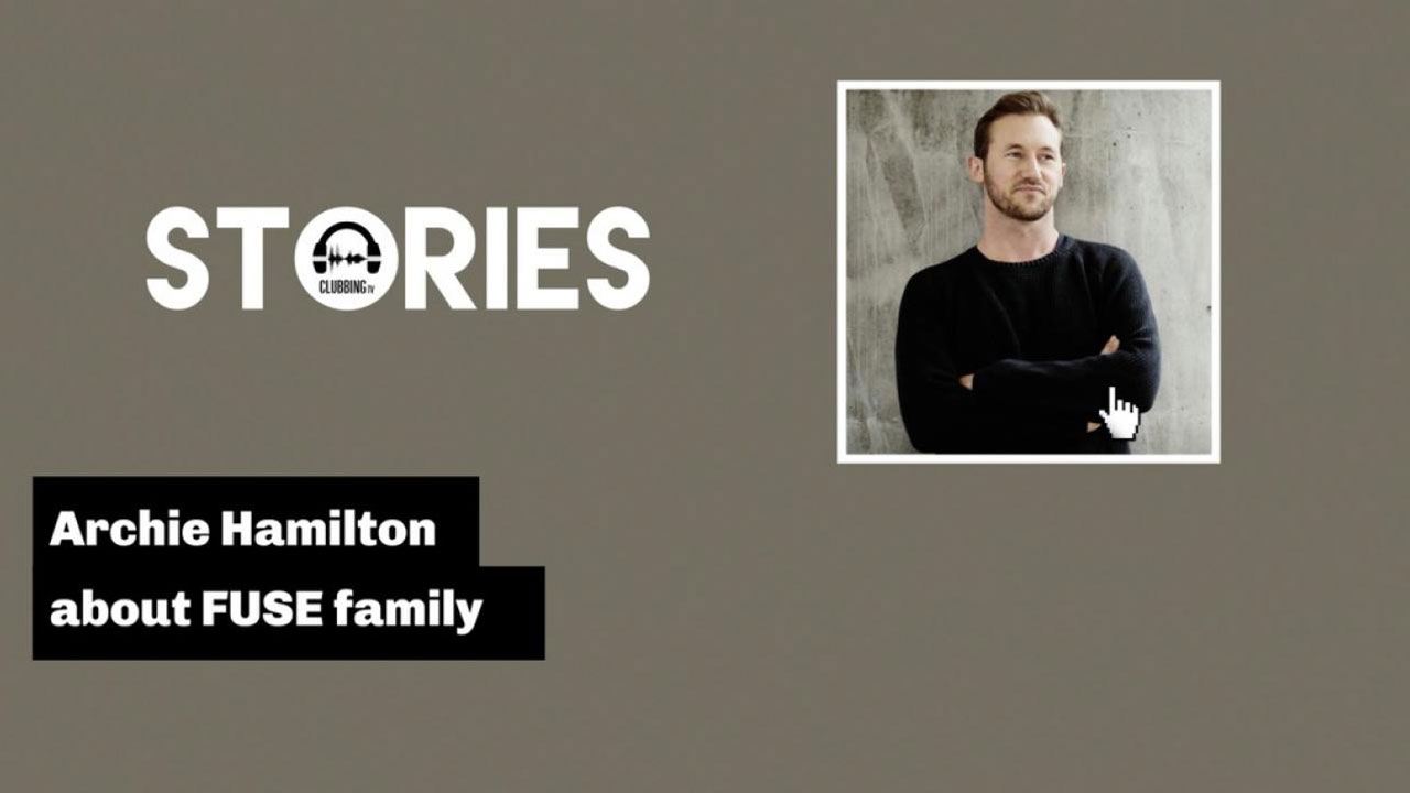 DJ Stories 1 with Archie Hamilton