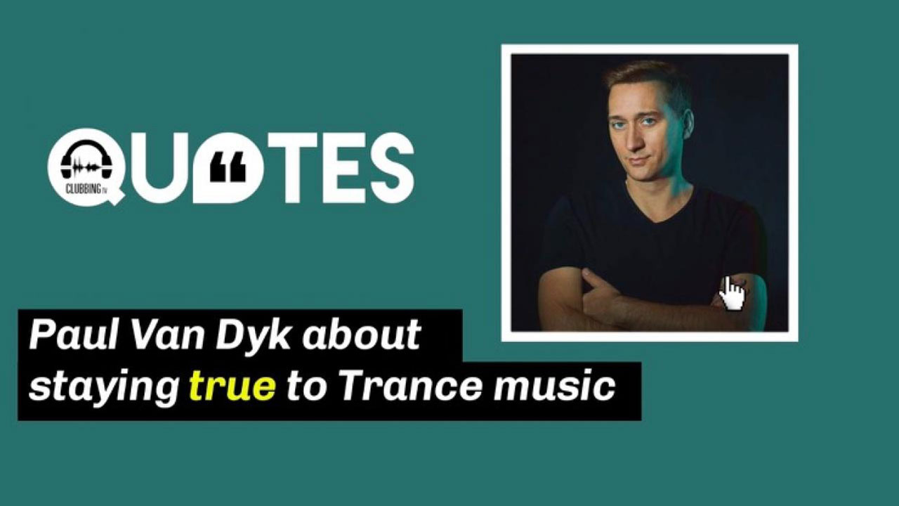 DJ Quotes 5 with Paul Van Dyk