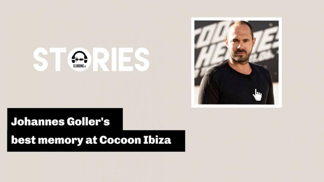 DJ Stories 3 with Johannes Goller (Cocoon)
