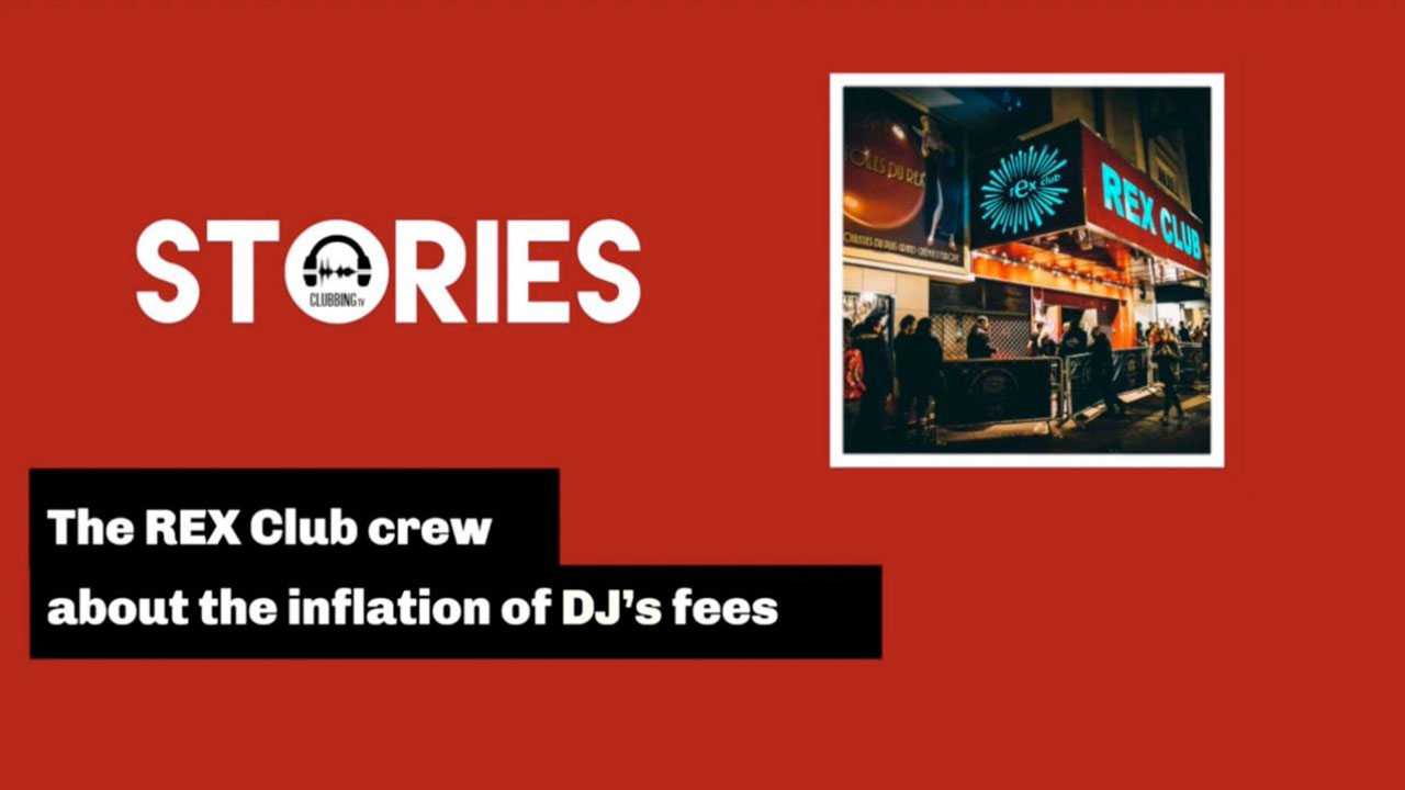 DJ Stories 4 with the Rex Club Team
