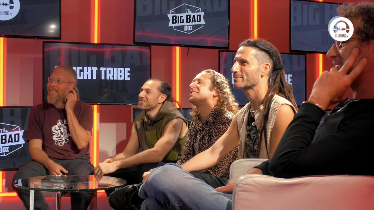 The Big Bad Box with Hilight Tribe