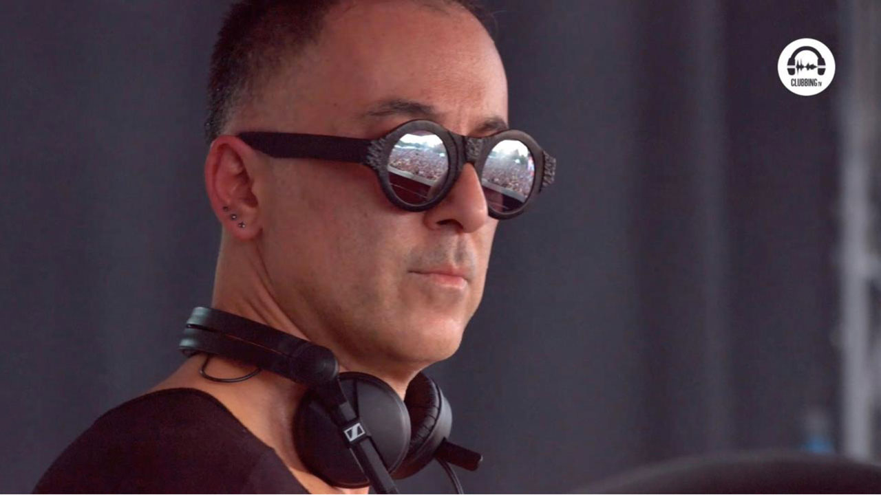 Clubbing Experience with Dubfire - Seat Stage @ Kappa FuturFestival 2019