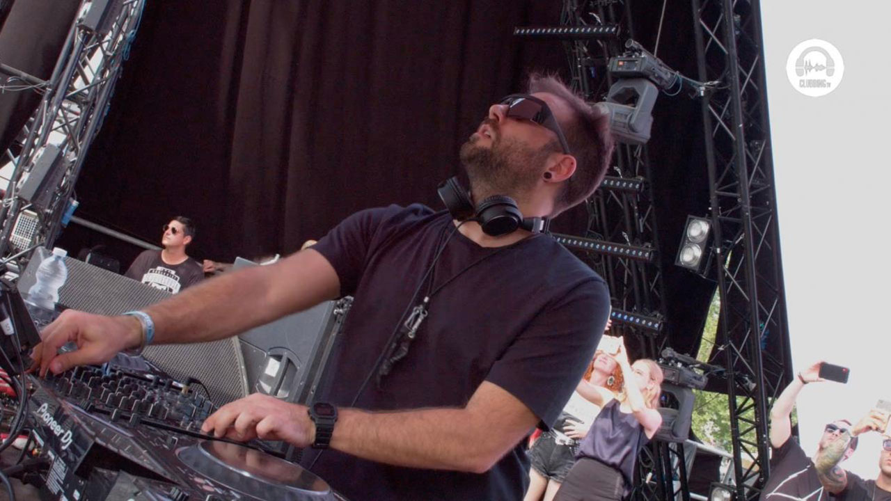 Clubbing Experience with Enrico Sangiuliano - Seat Stage @ Kappa FuturFestival 2019